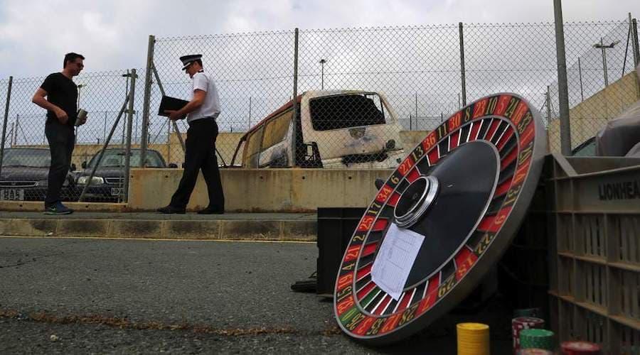 operation police jeu illegal chypre
